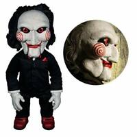 Mezco Saw Billy Mega-Scale with Sound 15-Inch Doll* PREORDER* FREE US SHIPPING*