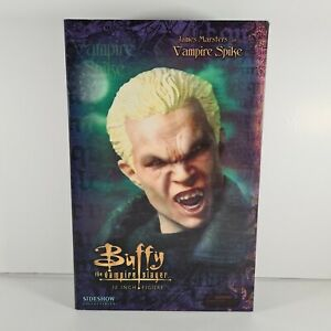 """Buffy The Vampire Slayer Vampire Spike Sideshow Collectables 12"""" Figure"""