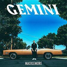 MACKLEMORE GEMINI MUSIC CD 2017