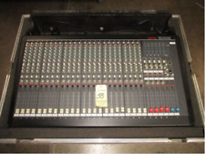 (1) Ramsa WR-S4424 Audio Mixing Console, (1) Light, Dog House, Port. Road Case