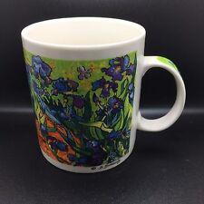 Chaleur Master Impressionists Vincent Van Gogh D. Burrows Flowers Coffee Mug