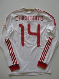 Adidas 11-12 Mexico Unreleased Player Issue Soccer Jersey Chicharito Hernandez