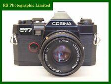 Cosina Computer CT7 35mm SLR Camera & 50mm F2 Lens. Stock No U7947
