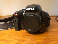 Nikon D3300 24.2MP Digital SLR Camera, gray color (incl battery, charger, case)