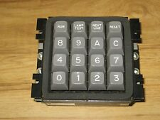 MICRO SWITCH KEYPAD K55345-16SW3-5 NOS