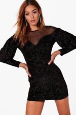 8997b4080800 Boohoo Velvet Dresses for Women