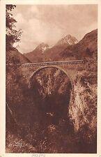 BR72996 saint sauveur le pont napoleon hauteur au dessus du gave  france