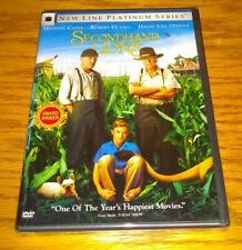 Secondhand Lions (DVD, 2004) New/Sealed Michael Caine, Robert Duvall Award Winne