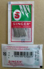Singer Domestic Sewing Machine Needles! Size 18 Universal Fit Free Post UK