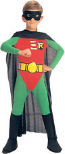 Batman Robin Boys Costume - Large ( Size 12-14 ) 882115