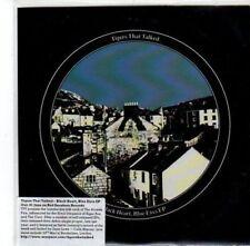 (DG167) Tigers That Talked, Black Heart Blue Eyes EP - DJ CD