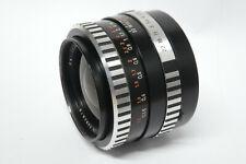 Carl Zeiss Jena DDR Flektogon 2,8 / 35  mm Objektiv M42 Zebra
