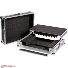 DeeJay LED TBHMINILT Universal Fly Drive Controller Case with Laptop Shelf