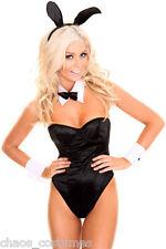 Sexy Rabbit Bunny Suit Halloween Fancy Dress Cocktail Costume 6 8