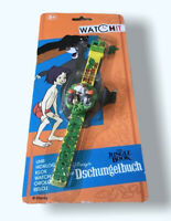 Disney Jungle Book Watch Retro Vintage Watch Moc Sealed Boxed Rare 1990s G1 Blog