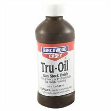 Birchwood Casey Tru Oil 8 FL OZ for for Shotgun Rifle Air Gun