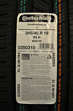 24540R19CPRO CONTINENTAL PRO CONTACT TIRE.#0350310.$279.95 EACH.