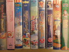 Winnie Puuh, Rudolph, Bob.../Weihnachten Kinderzeichentrick Videos 9/VHS