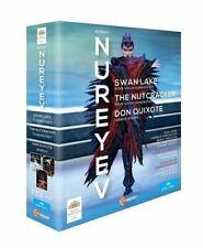 Nureyev - BOXSET Various C Major Entertainment 747104 Blu-ray