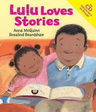 Lulu Loves Stories, Good Condition Book, McQuinn, Anna, ISBN 9781907825002