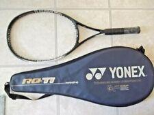 New listing Yonex RQ Ti Pro Long Oversize Tennis Racket NICE