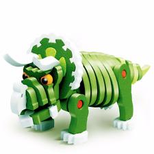 Triceratops Dinosaur - 3D Interlocking Creations STEM Toy - 511 Creatives