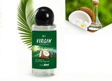 30ML VIRGIN Coconut Oil Extract Cold Pressed Natural Healthy Oil