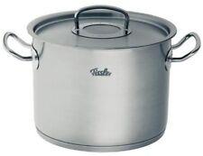 Fissler 14.8qt Stainless Steel Original Profi Collection High Stock Cooking Pot