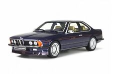 BMW ALPINA b7 coupé e24 bleu 1:18 resin OTTOMOBILE NOUVEAU & OVP ot163