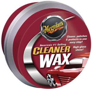 Meguiar's  Cleaner Wax - Paste A1214 311gr