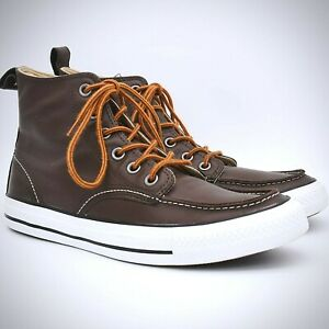 Converse Chuck Taylor All Star Hiker High Top Sneakers M 7.5 W 9.5 Brown 125651C