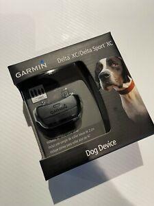 Garmin Delta XC / Delta Sport XC Add-On Dog Collar Device Blue 010-01470-21