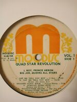 Quad Star Revolution-Various Artists Vinyl LP