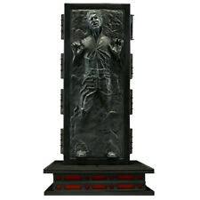"STAR WARS - Han Solo in Carbonite 1/6 Action Figure 12"" Sideshow"