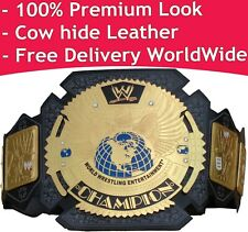 """WWE Triple H """"25 Years"""" Signature Series Championship Replica Title Belt Leather"""