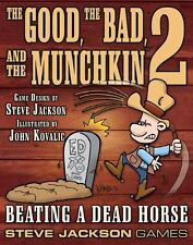 The Good, The Bad and The Munchkin 2 - Beating a Dead Horse SJG 1486