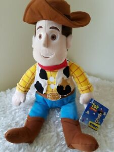Disney Pixar Toy Story WOODY Plush Stuffed  Kohl's Cares Kids New with Tags