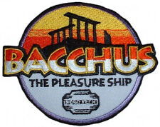 Space Above and Beyond TV Series Bacchus Logo Patch