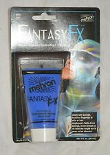 New Blue Mehron Fantasy FX Water Based Paint Body Face Stage Cream ( refbox#45 )