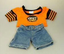 Build A Bear Kleidung Outfit 2-teilig Hose & T-Shirt