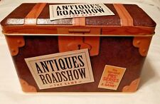 NEW ANTIQUE ROADSHOW GAME Box PBS Collectible Treasure Hunt Actual Events HASBRO