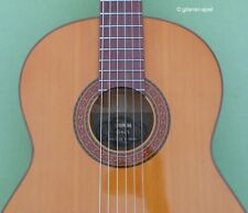 Vintage 4/4 Konzert-Gitarre Yamaha G-60A Decke Fichte klangstark Kult Rar Top!