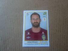 Vignette panini - Euro 2012 - Pologne / Ukraine - Suède - N°433 - Johan Wiland