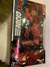 GI Joe Classified BARONESS Target Exclusive w/ COBRA COIL Cobra Island RARE ??