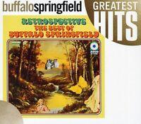 Buffalo Springfield - Retrospective [New CD]