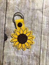 Sunflower Key chain FREE SHIPPING