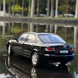 Mazda 6 1:32 Scale - Diecast Model Toy Car BLACK