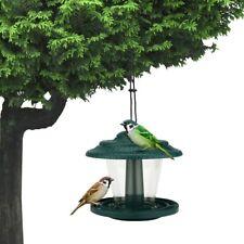 Wild Bird Feeder Hanging Garden Yard Outside Decoration Bird Food Distributor