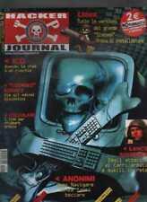 HACKER journal 2 luglio 2002icq,linux,navigare anonimi,lance spitzner