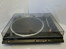 New listing Technics Sl-Dd33 Direct Drive Fully Automatic Turntable Record Player